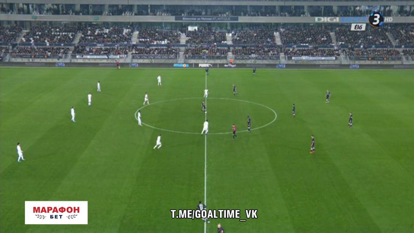 19-11-2017 - Bordeaux 1-1 Marseille