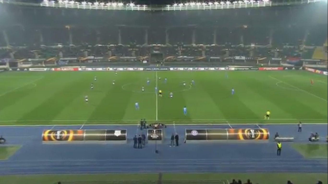 19-10-2017 - Austria Wien 1-3 Rijeka (EUROPA LEAGUE)
