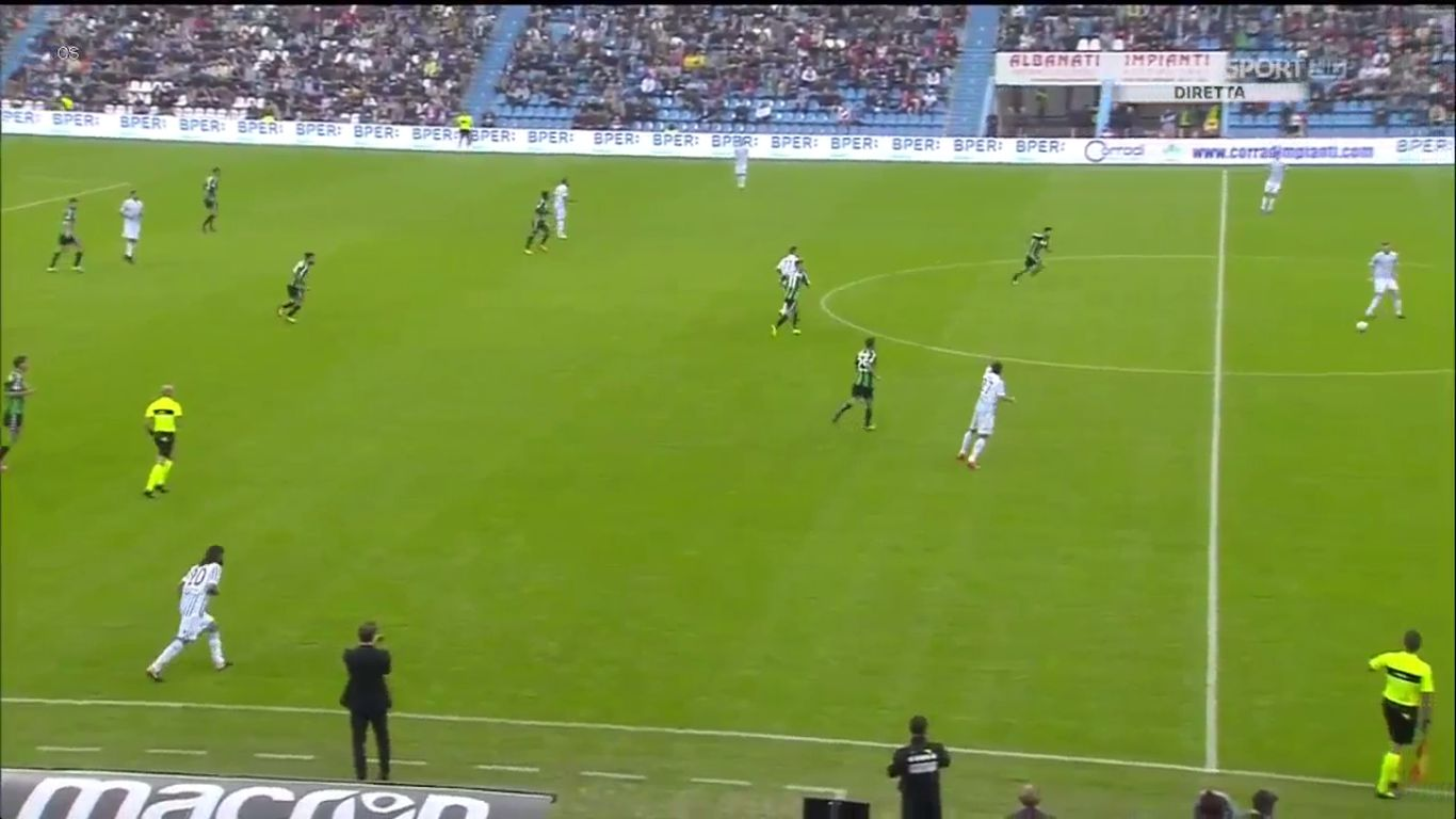 22-10-2017 - SPAL 2013 0-1 Sassuolo