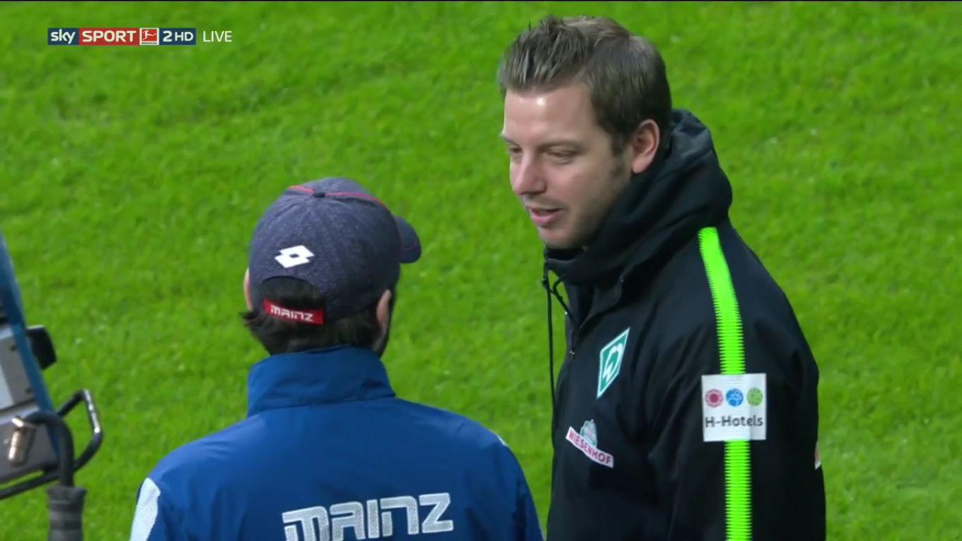16-12-2017 - Werder Bremen 2-2 Mainz 05
