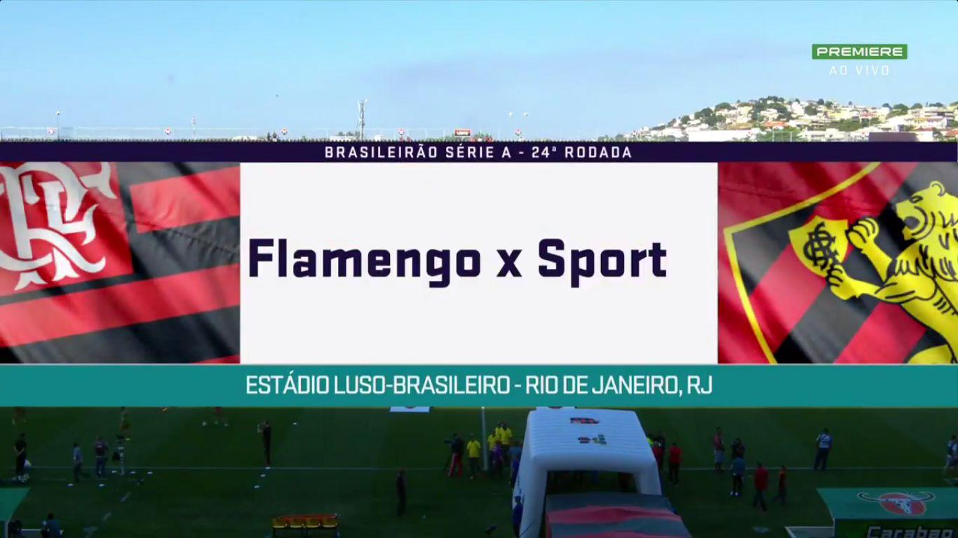 18-09-2017 - Flamengo 2-0 Sport Recife