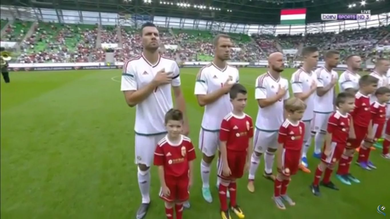 09-06-2018 - Hungary 1-2 Australia (FRIENDLY)