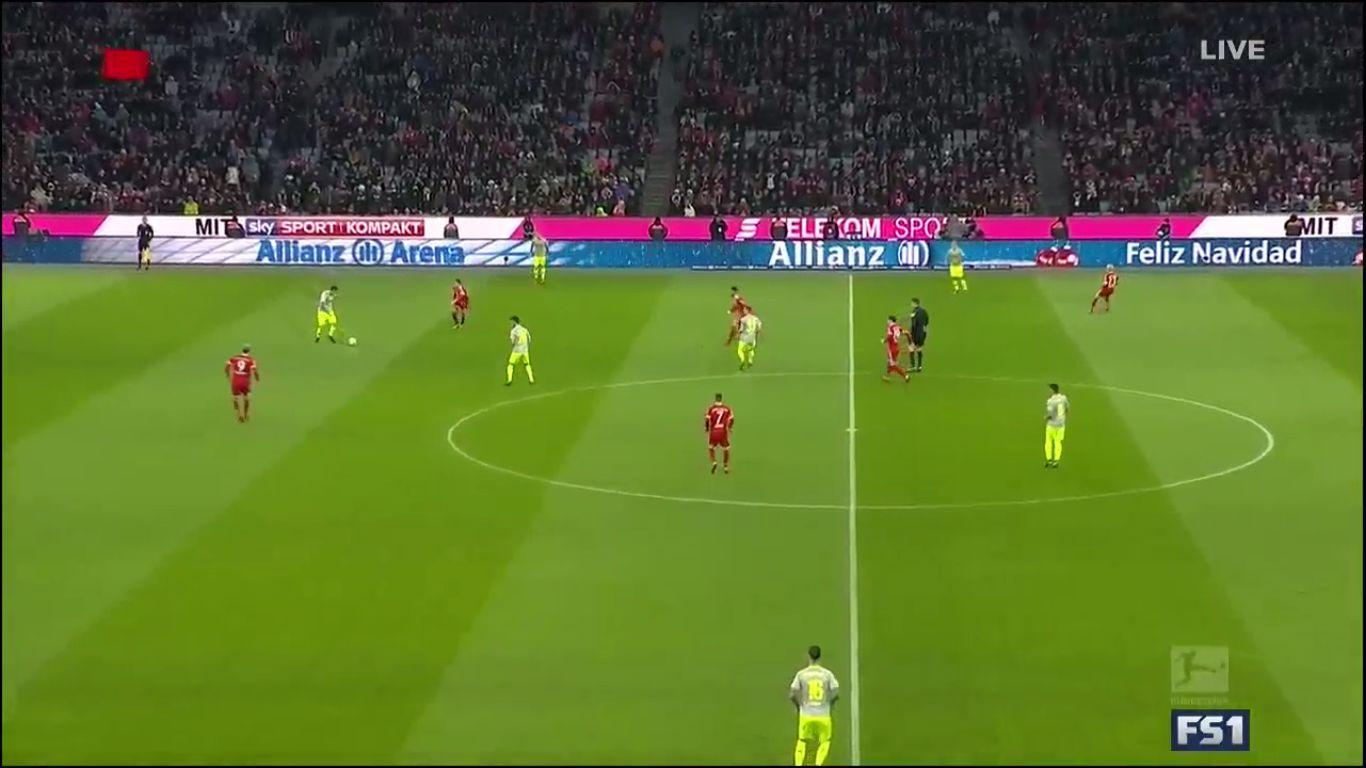 13-12-2017 - Bayern Munich 1-0 FC Cologne