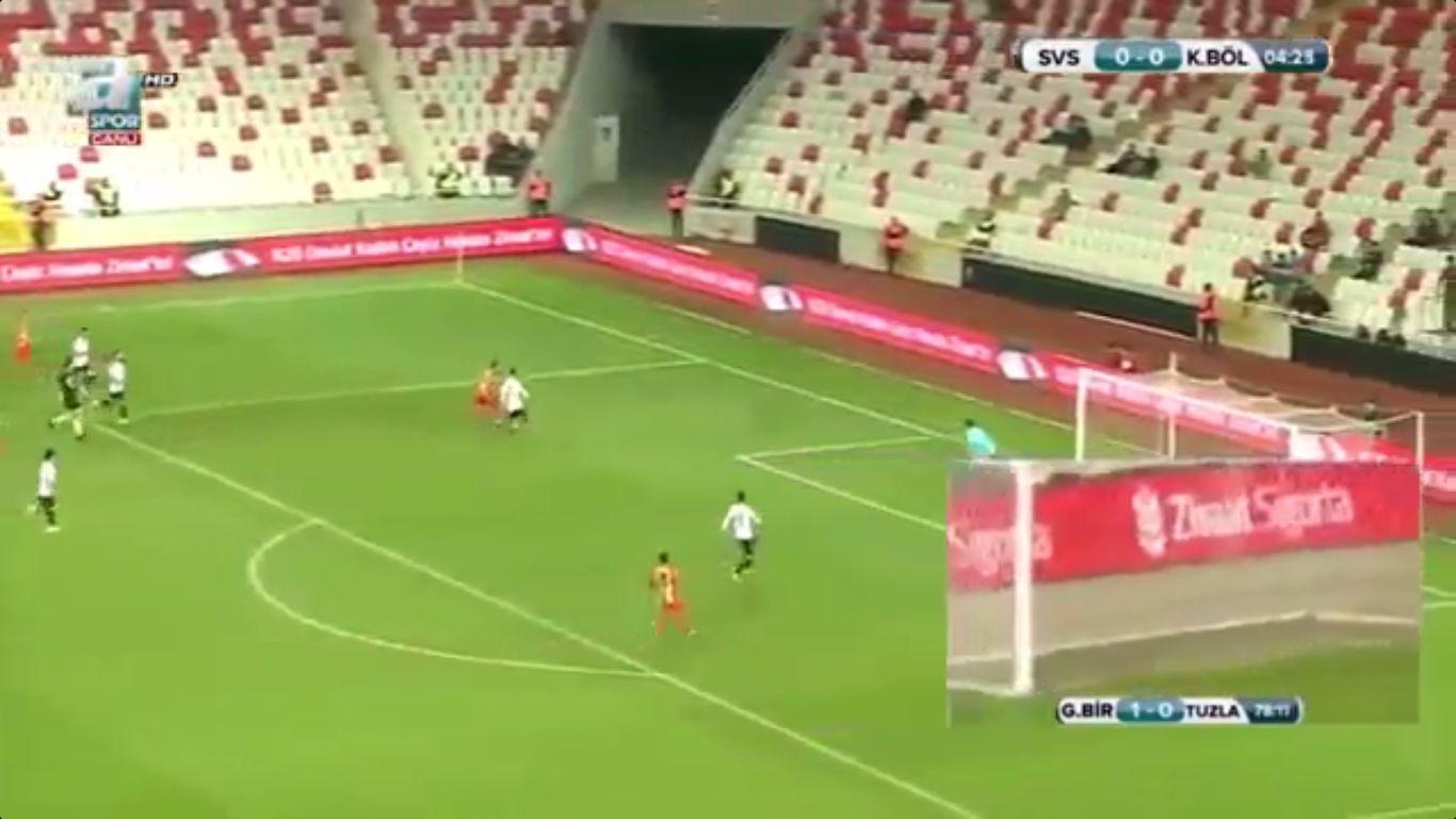 25-10-2017 - Sivasspor 3-1 Kizilcabolukspor (ZIRAAT CUP)