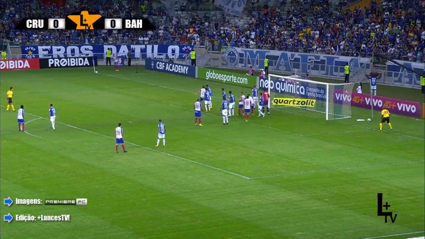 18-09-2017 - Cruzeiro 1-0 Bahia