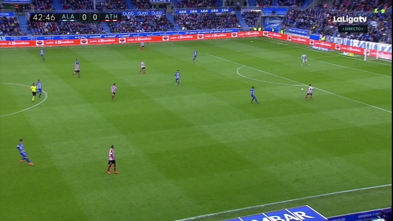 12-05-2018 - Alaves 3-1 Athletic Bilbao