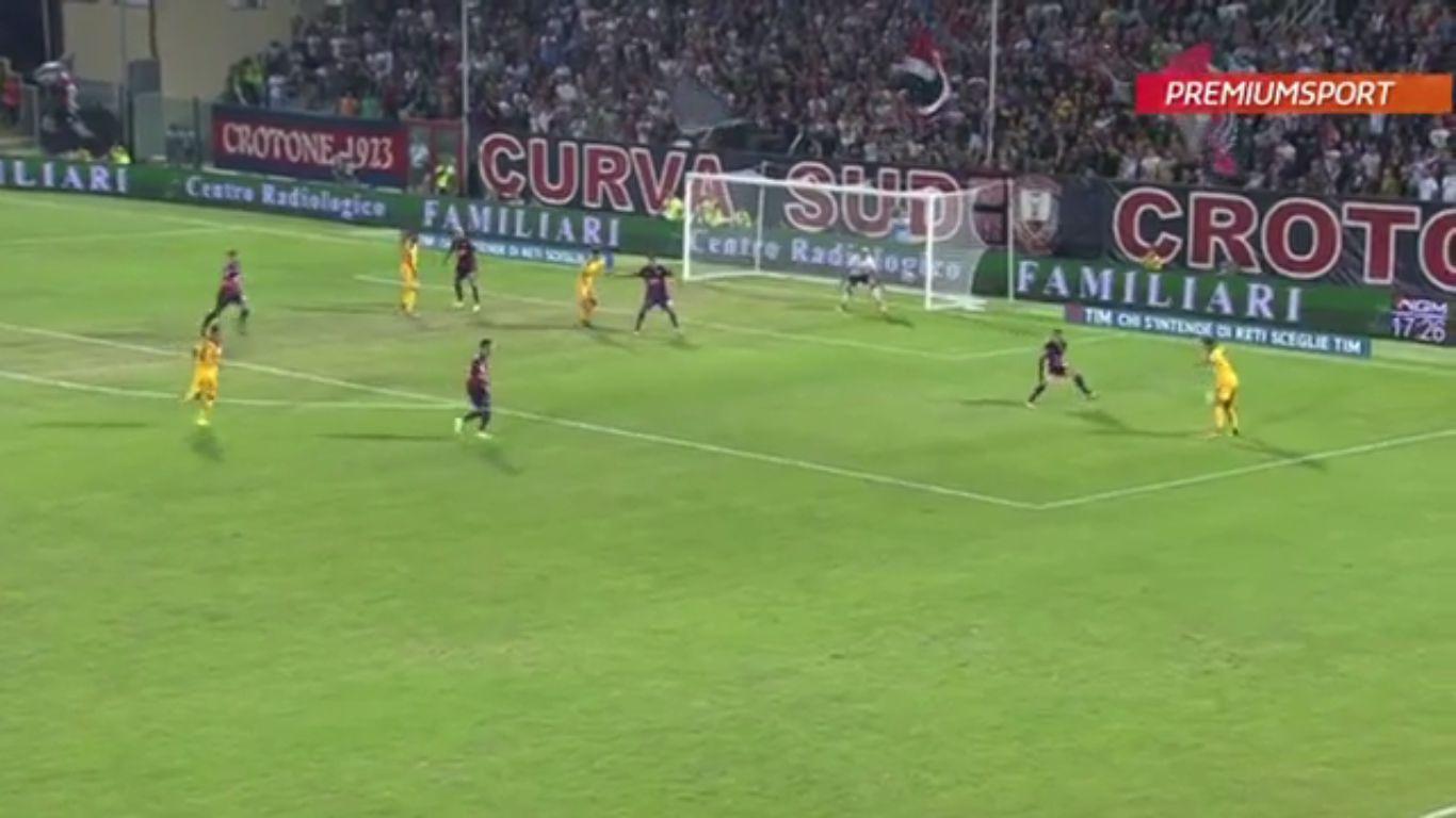 27-08-2017 - Crotone 0-0 Hellas Verona