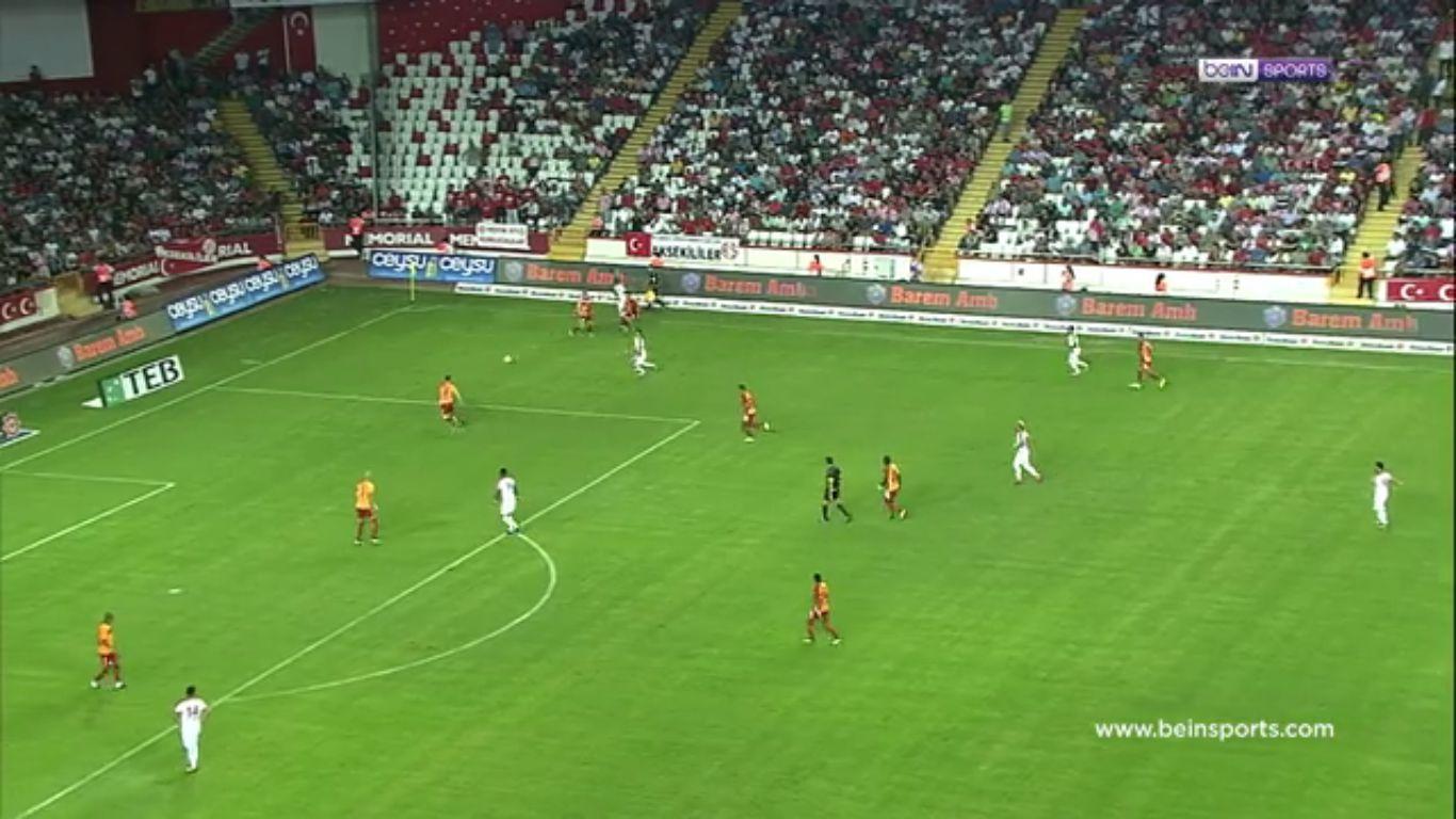 10-09-2017 - Antalyaspor 1-1 Galatasaray