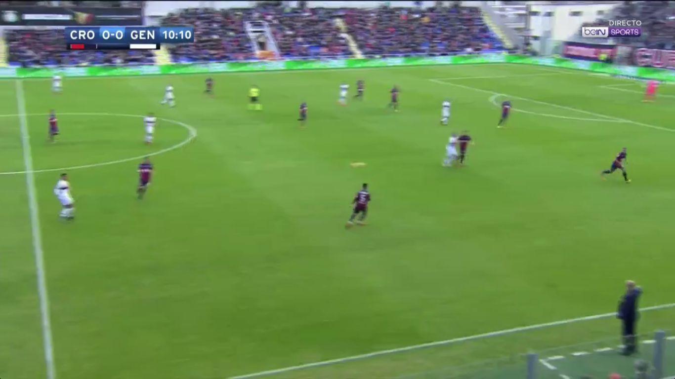 19-11-2017 - Crotone 0-1 Genoa