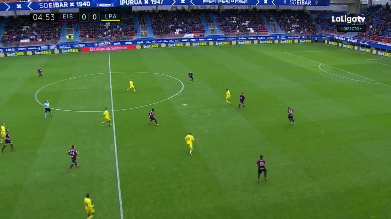 12-05-2018 - Eibar 1-0 Las Palmas