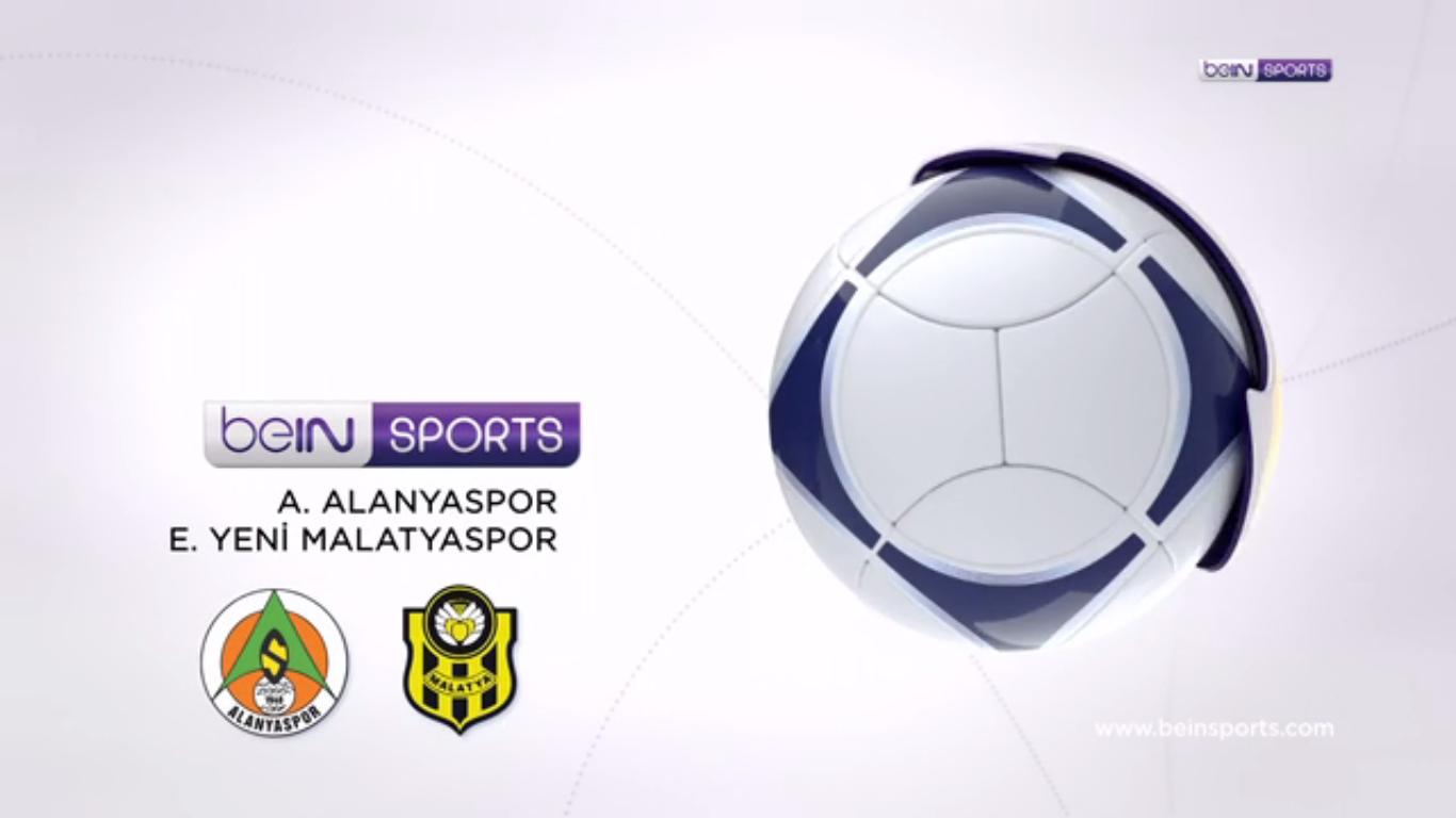 19-11-2017 - Alanyaspor 1-0 Yeni Malatyaspor