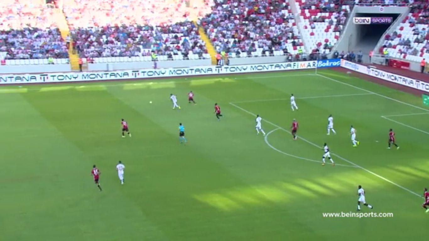 09-09-2017 - Sivasspor 0-2 Kayserispor