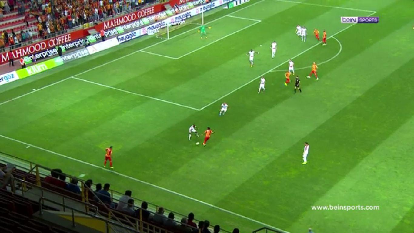 15-09-2017 - Kayserispor 2-0 Antalyaspor