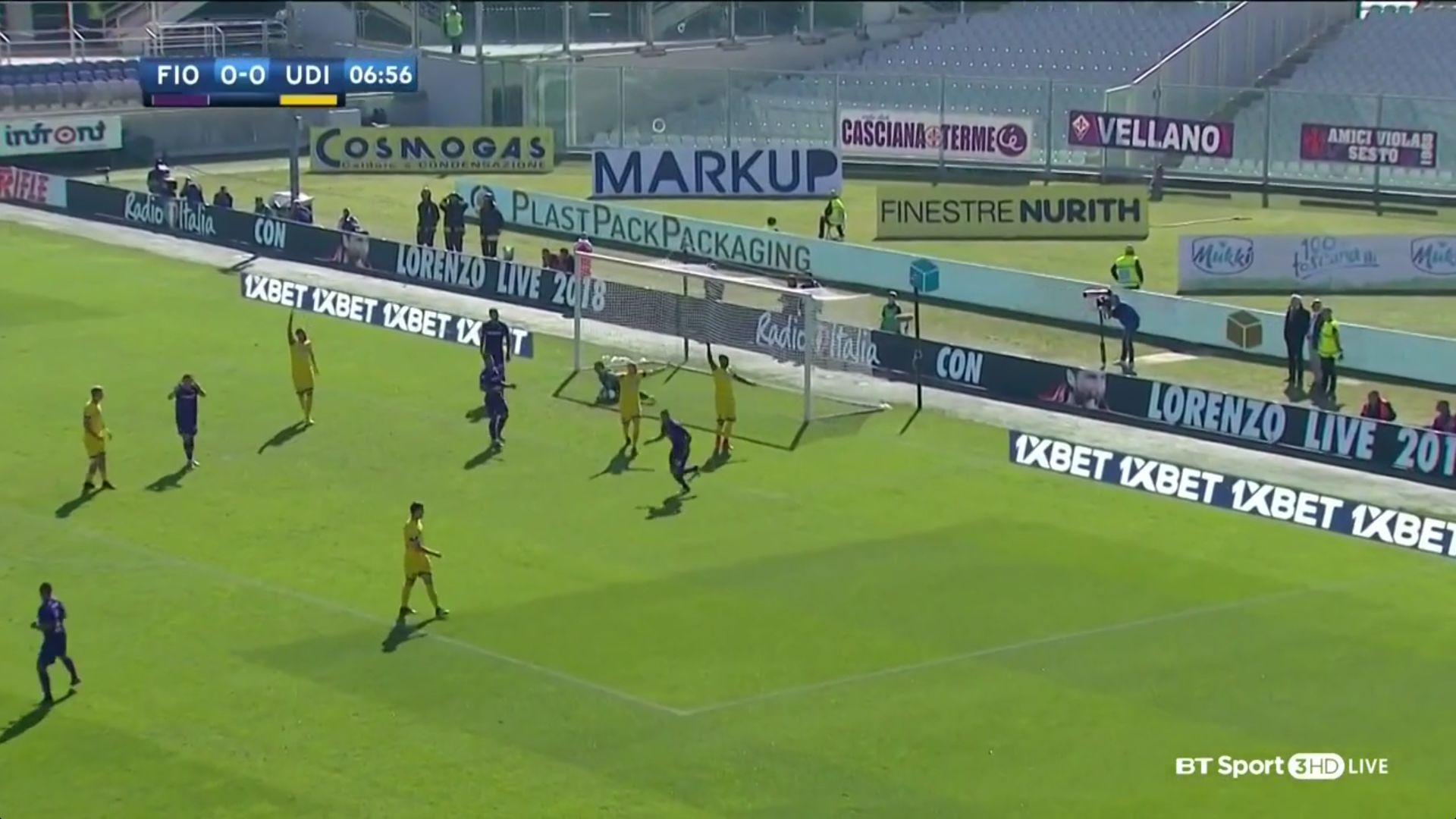 15-10-2017 - Fiorentina 2-1 Udinese