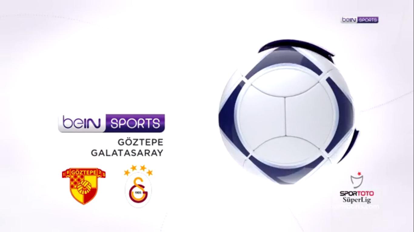 19-05-2018 - Goztepe 0-1 Galatasaray