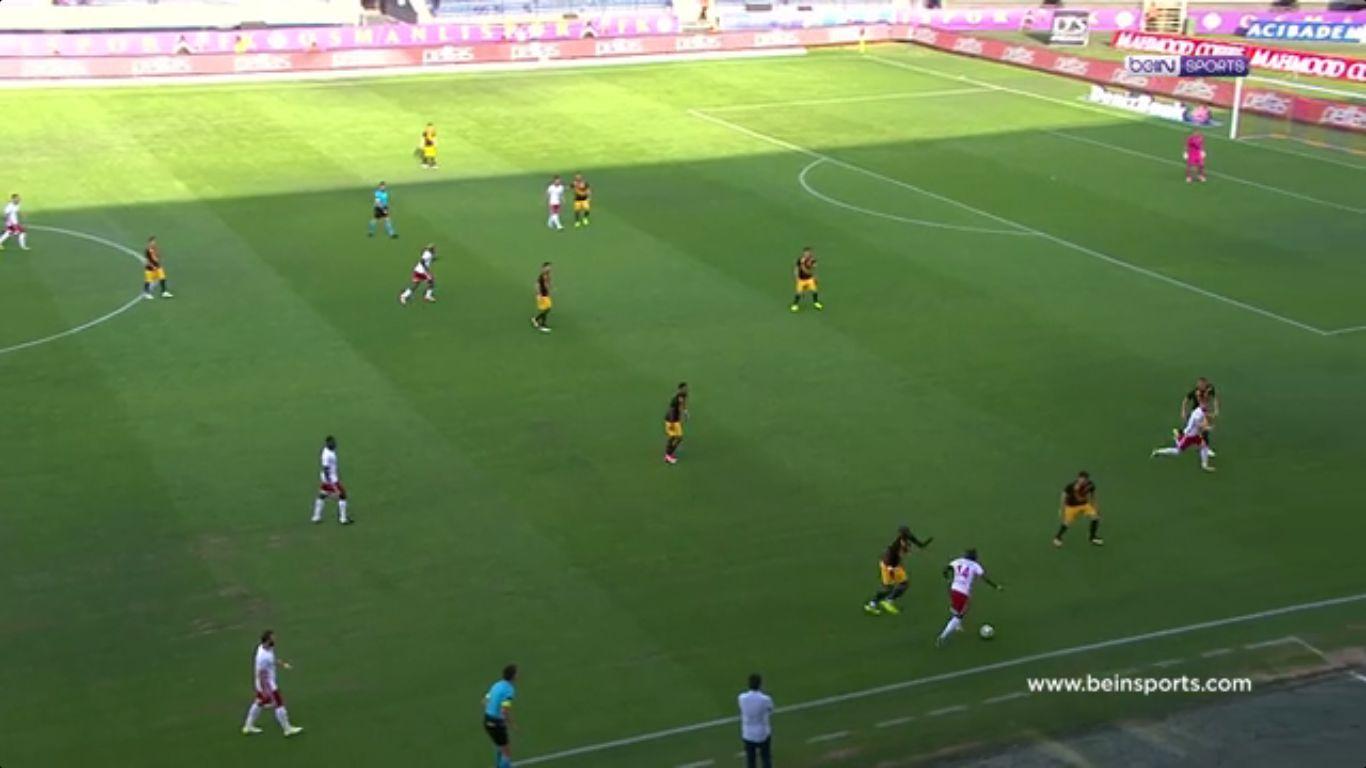 17-09-2017 - Osmanlispor FK 2-4 Sivasspor