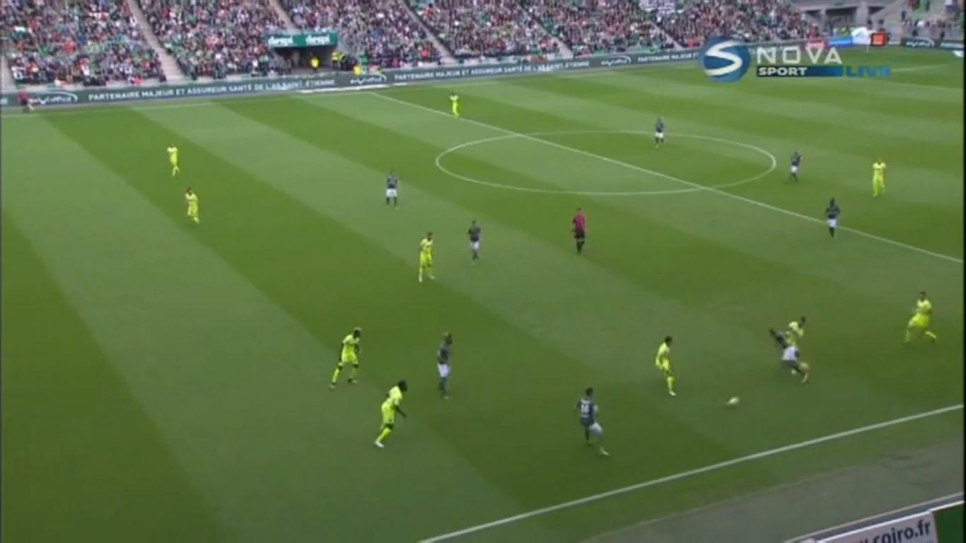 10-09-2017 - Saint-Etienne 1-1 Angers