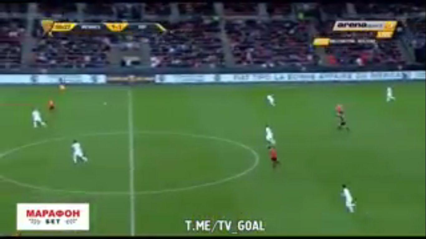 13-12-2017 - Rennes 2-2 (4-3 PEN.) Marseille (LEAGUE CUP)