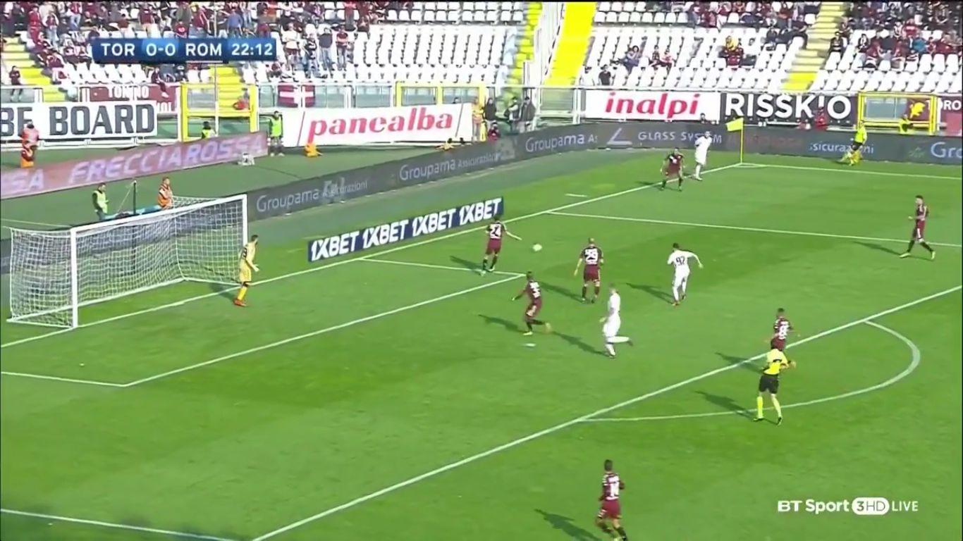 22-10-2017 - Torino 0-1 Roma