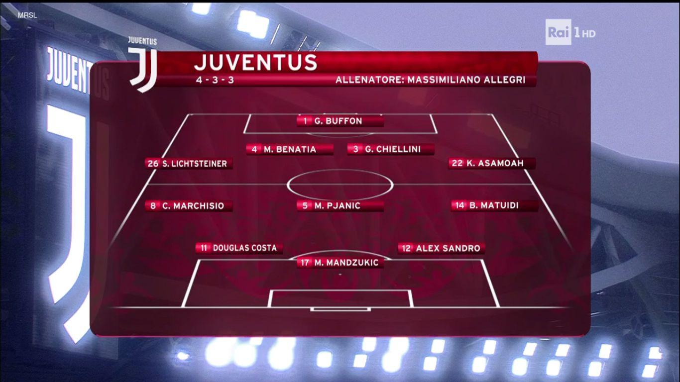 28-02-2018 - Juventus 1-0 Atalanta (COPPA ITALIA)