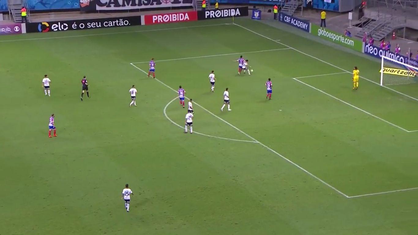 16-10-2017 - Bahia 2-0 Corinthians