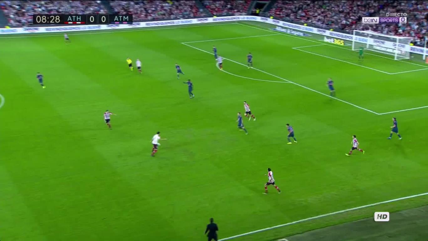 20-09-2017 - Athletic Bilbao 1-2 Atletico Madrid