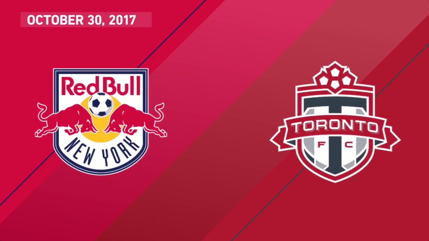 31-10-2017 - New York Red Bulls 1-2 Toronto FC