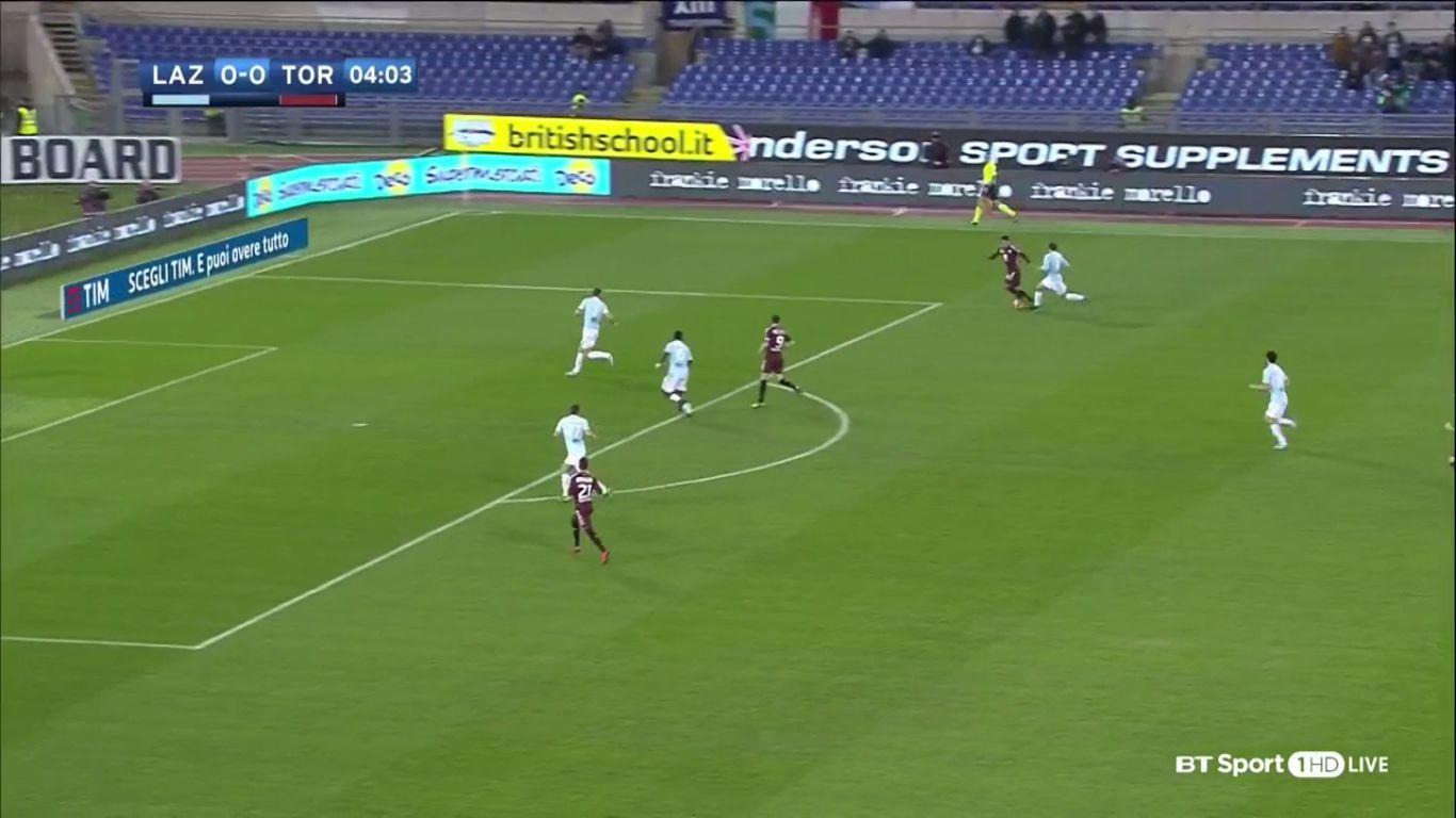 11-12-2017 - Lazio 1-3 Torino