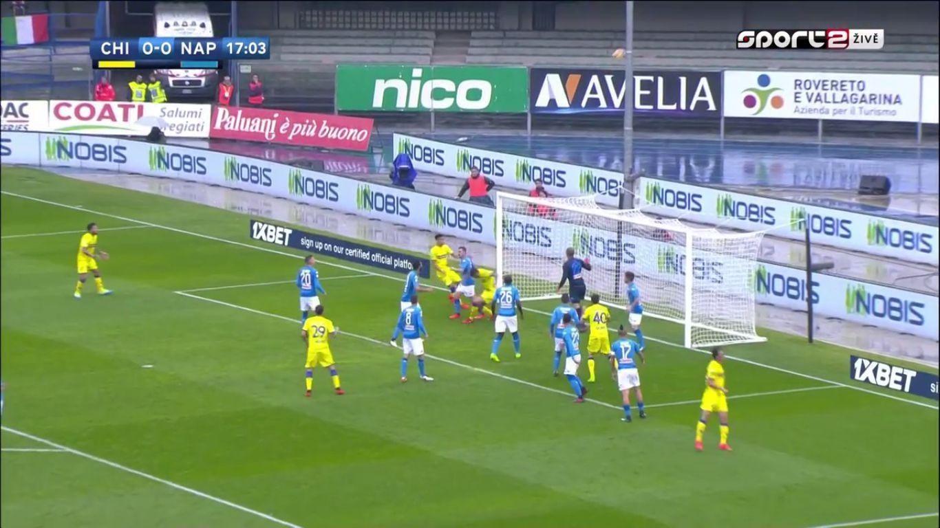 05-11-2017 - ChievoVerona 0-0 SSC Napoli