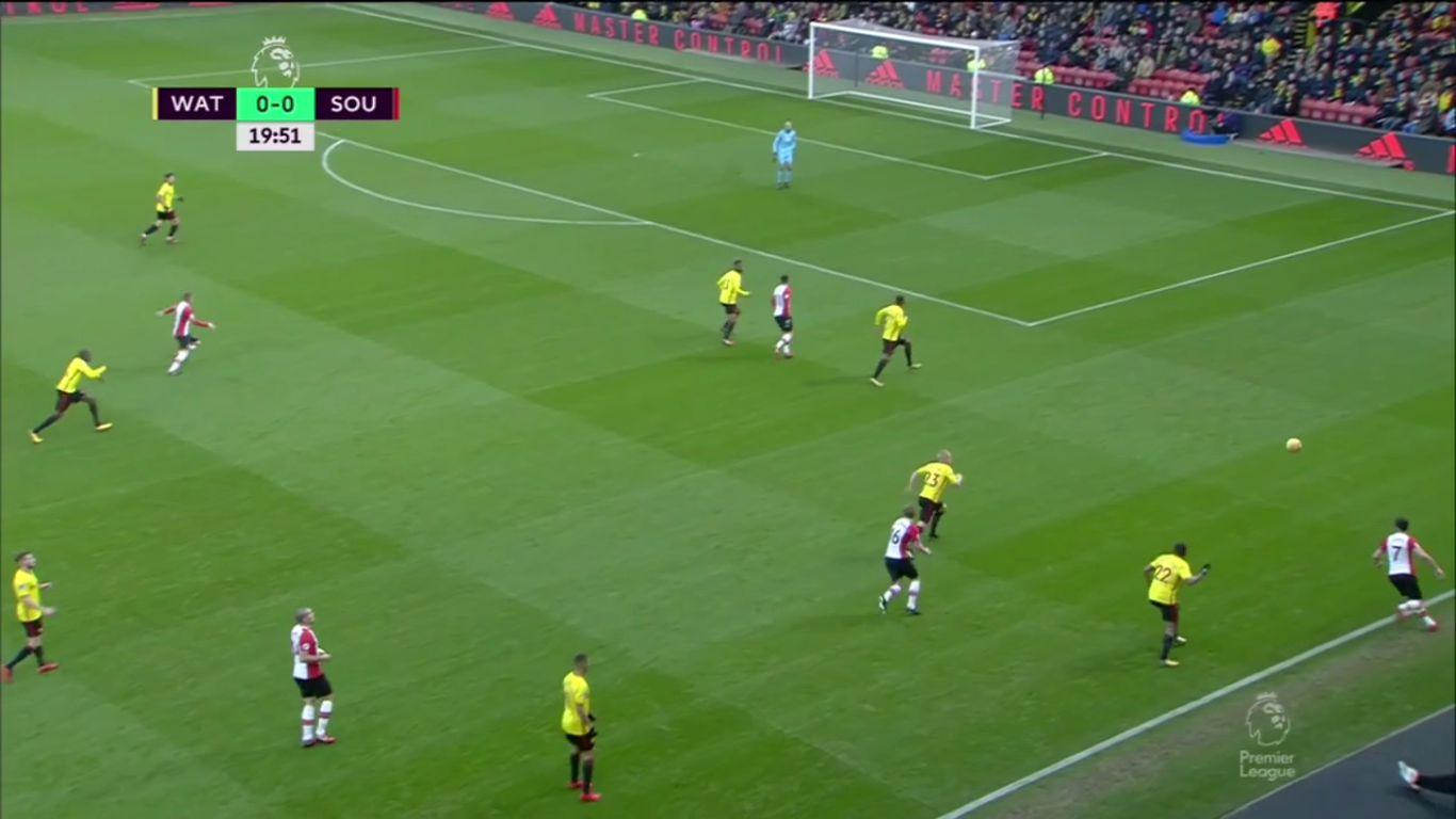 13-01-2018 - Watford 2-2 Southampton