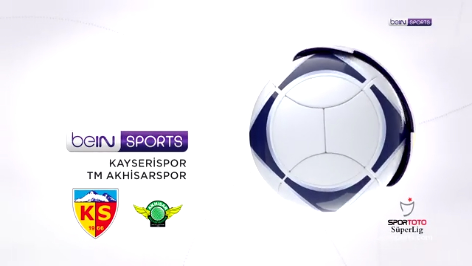 14-05-2018 - Kayserispor 1-2 Akhisarspor