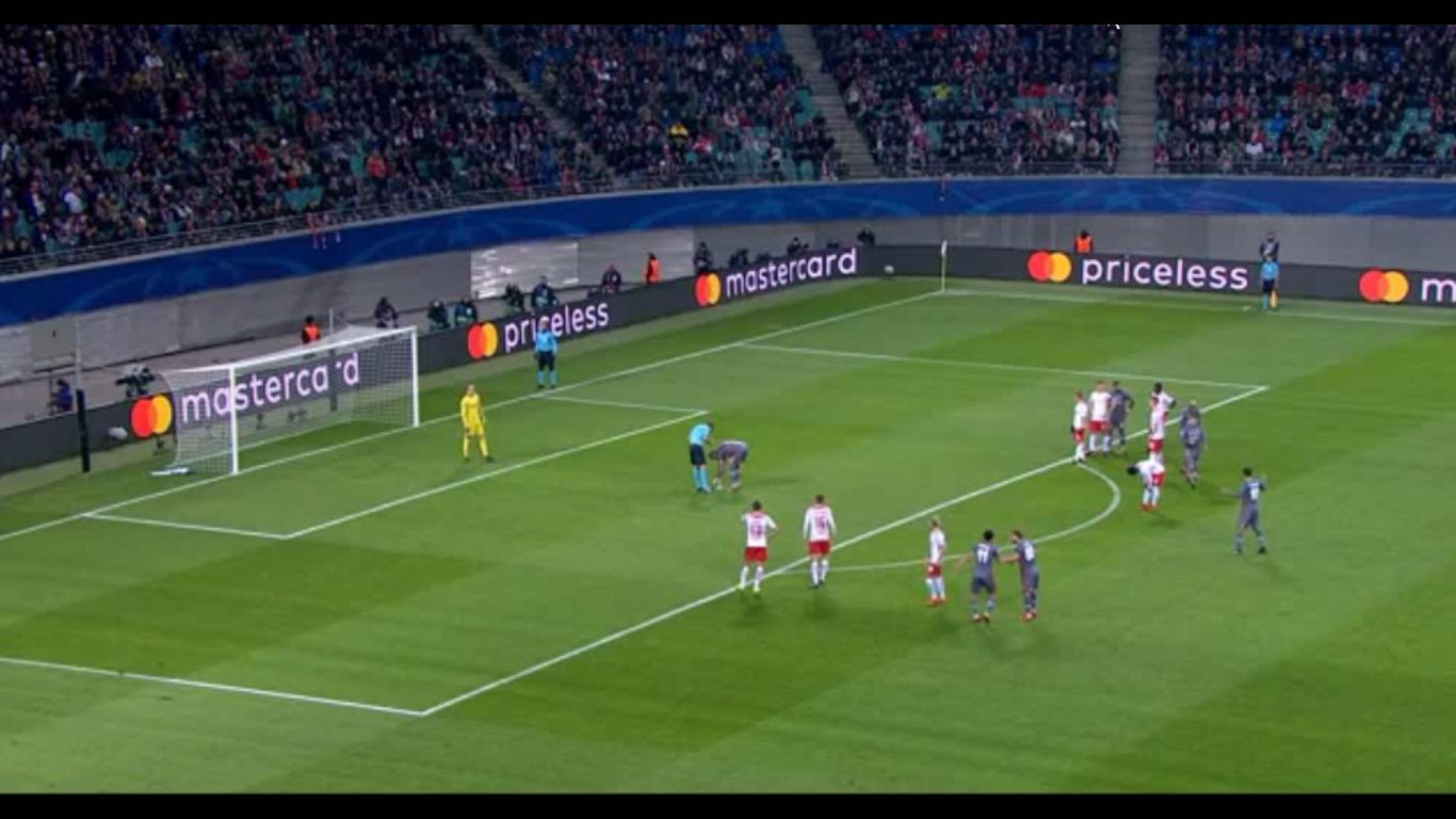 06-12-2017 - RasenBallsport Leipzig 1-2 Besiktas (CHAMPIONS LEAGUE)