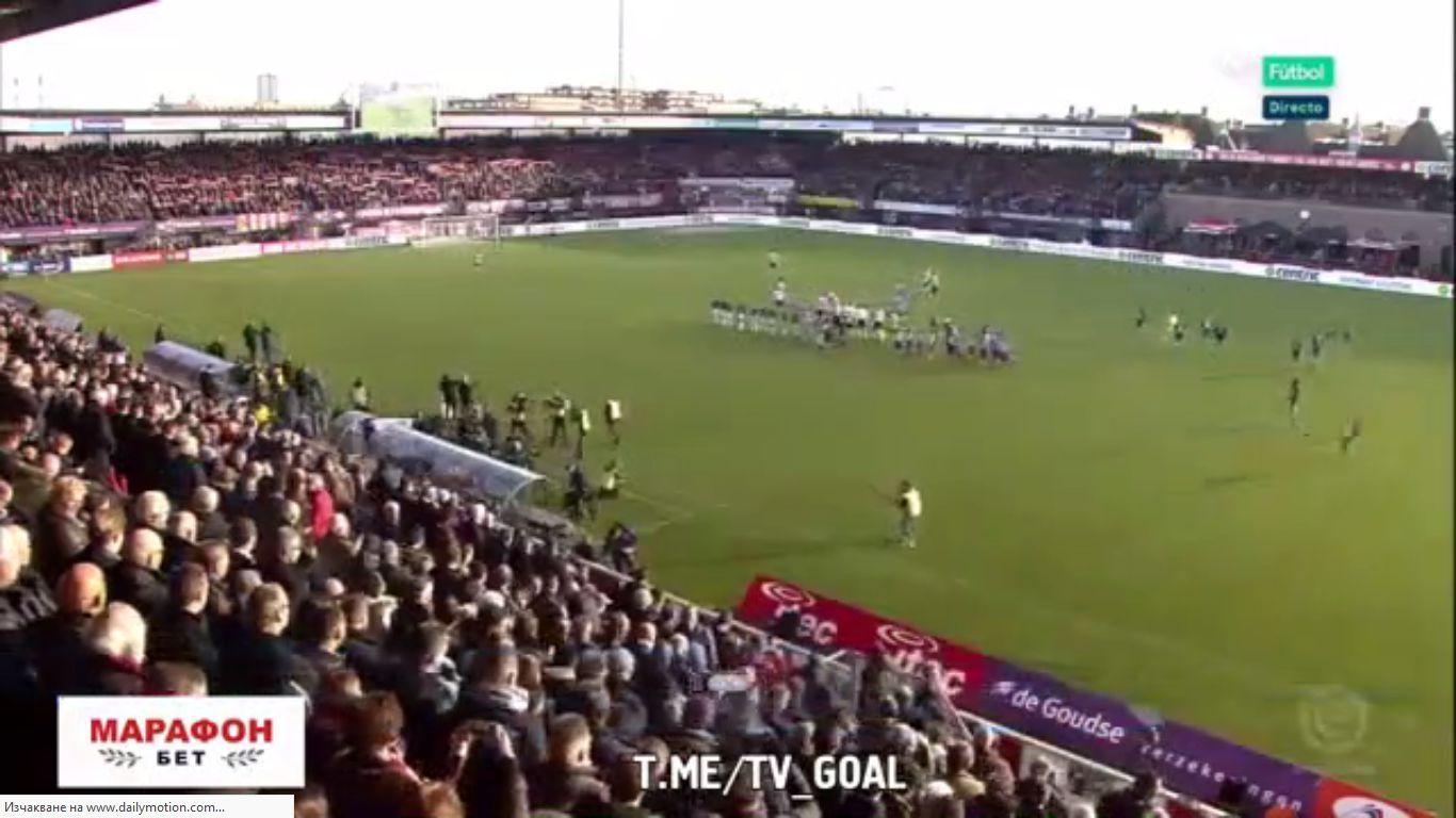 17-12-2017 - Sparta Rotterdam 0-7 Feyenoord