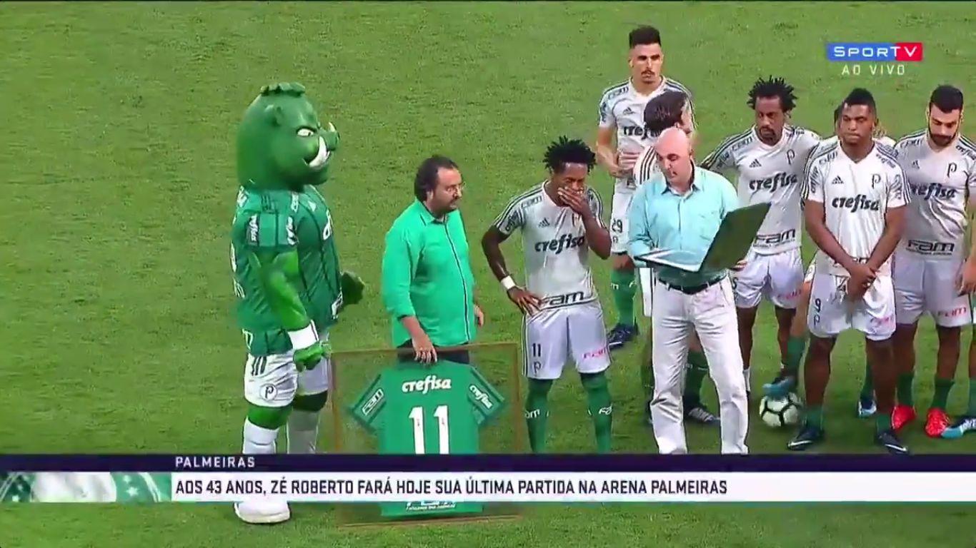28-11-2017 - Palmeiras 2-0 Botafogo RJ