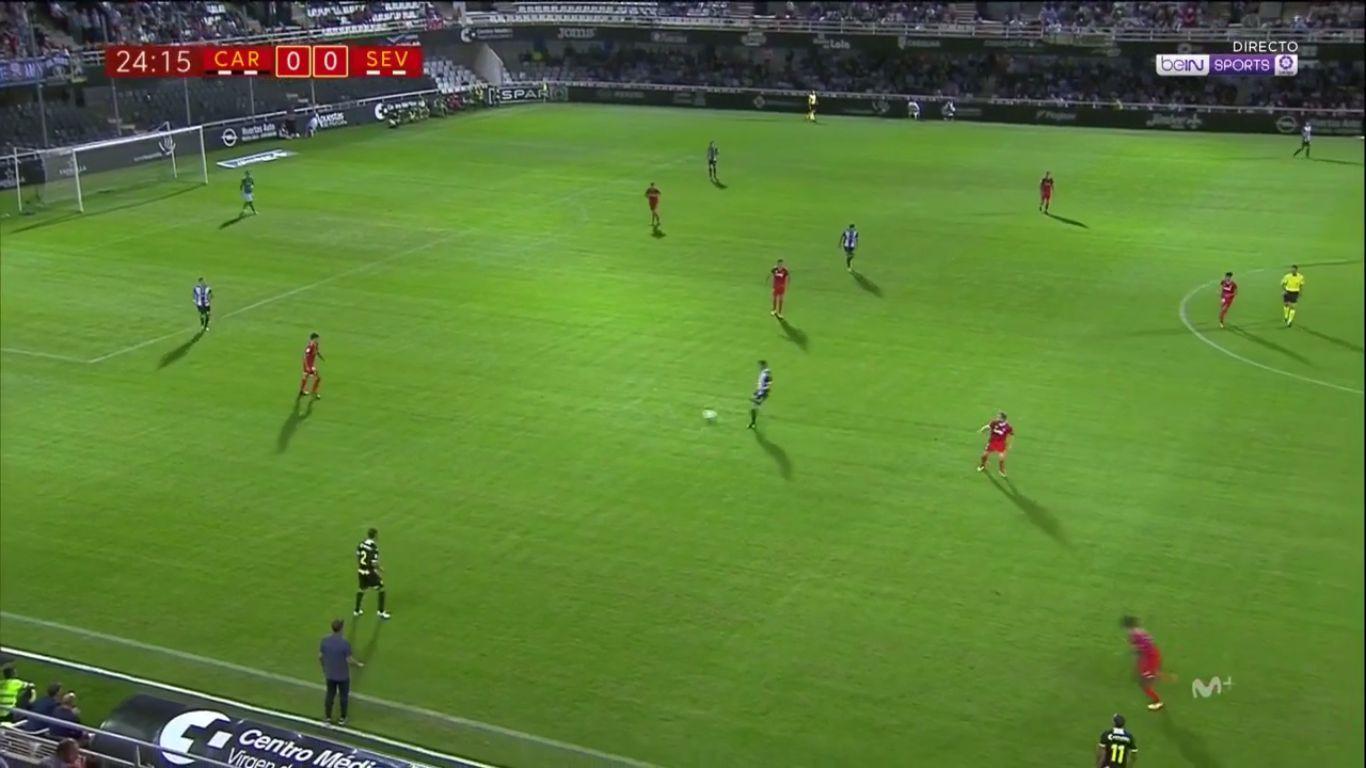 24-10-2017 - Cartagena 0-3 Sevilla (COPA DEL REY)