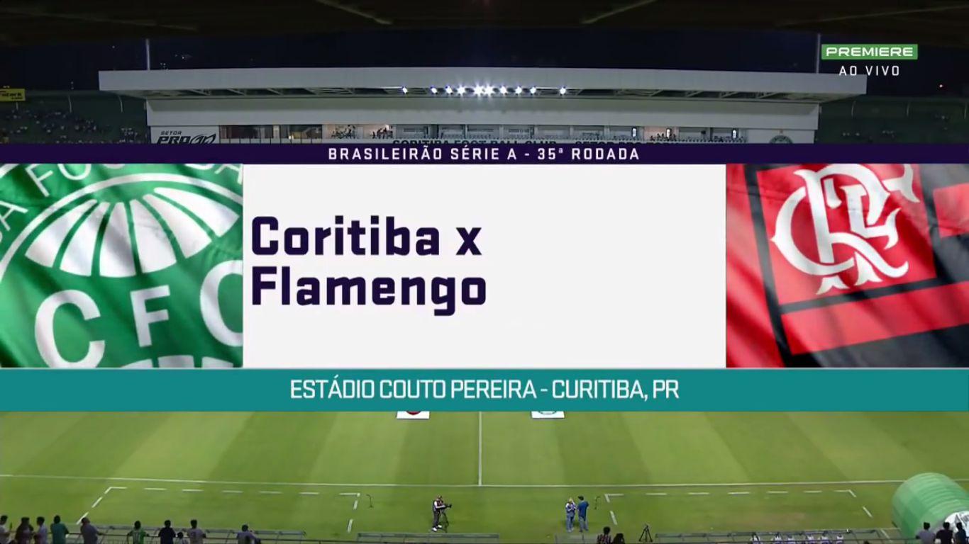 17-11-2017 - Coritiba 1-0 Flamengo