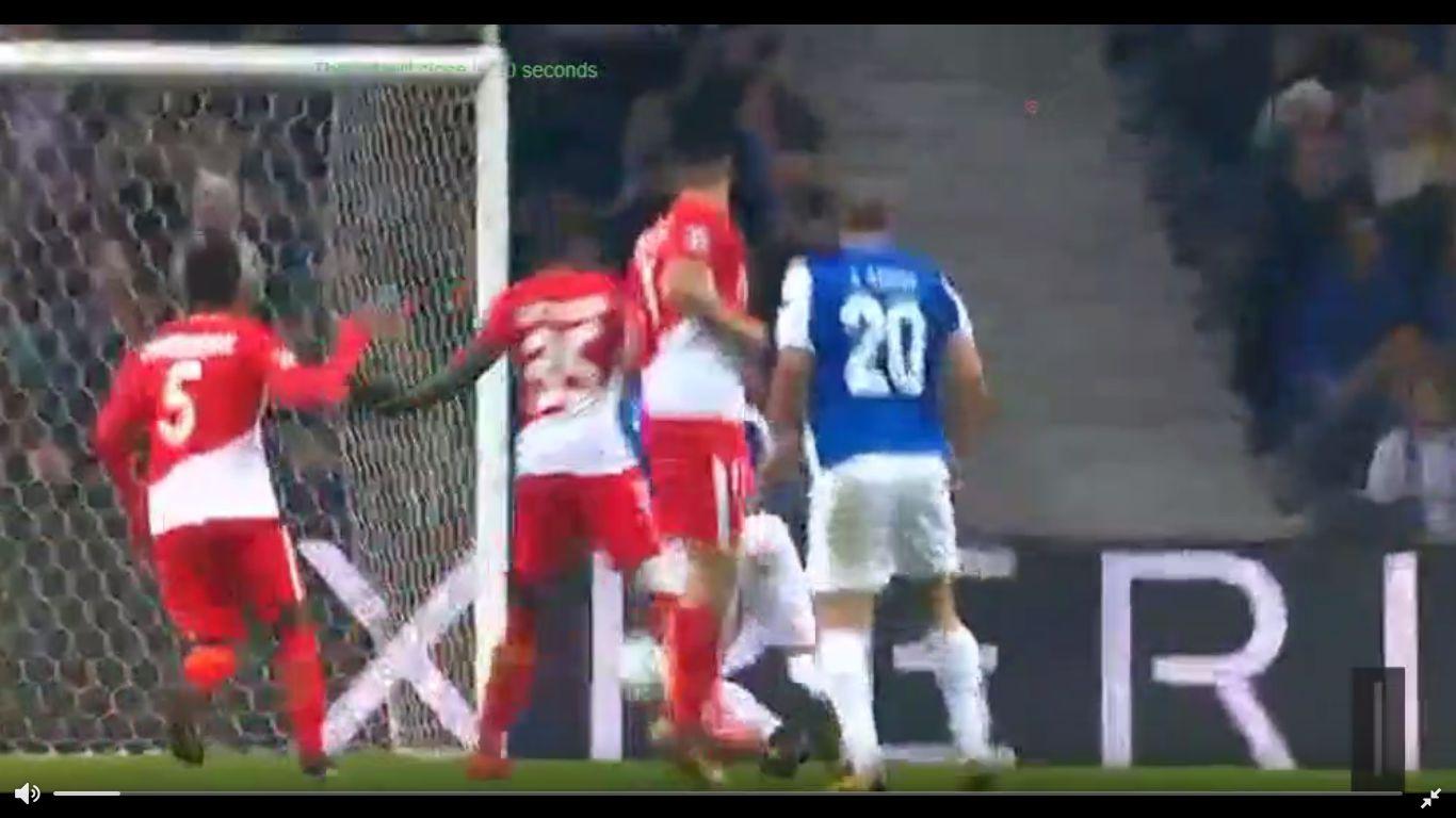 06-12-2017 - FC Porto 5-2 Monaco (CHAMPIONS LEAGUE)
