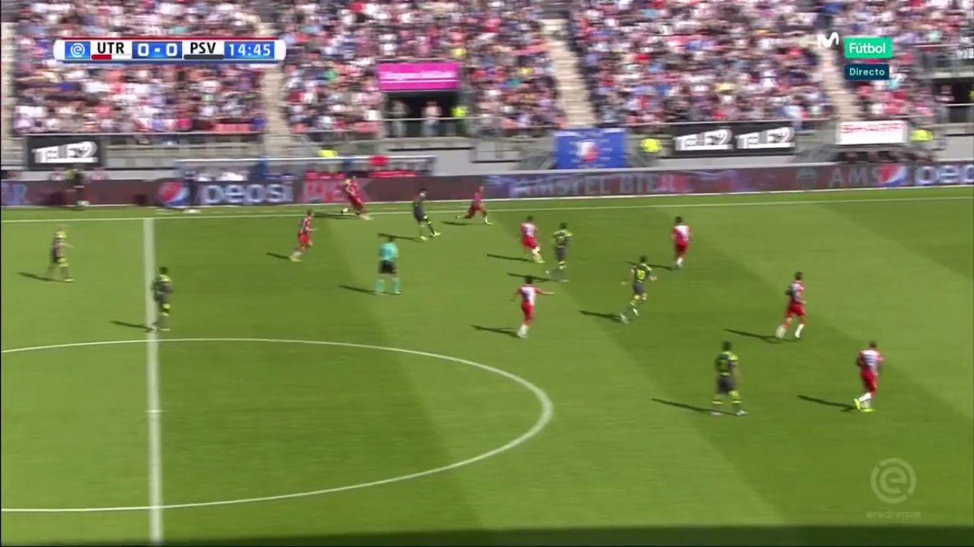 24-09-2017 - FC Utrecht 1-7 PSV Eindhoven