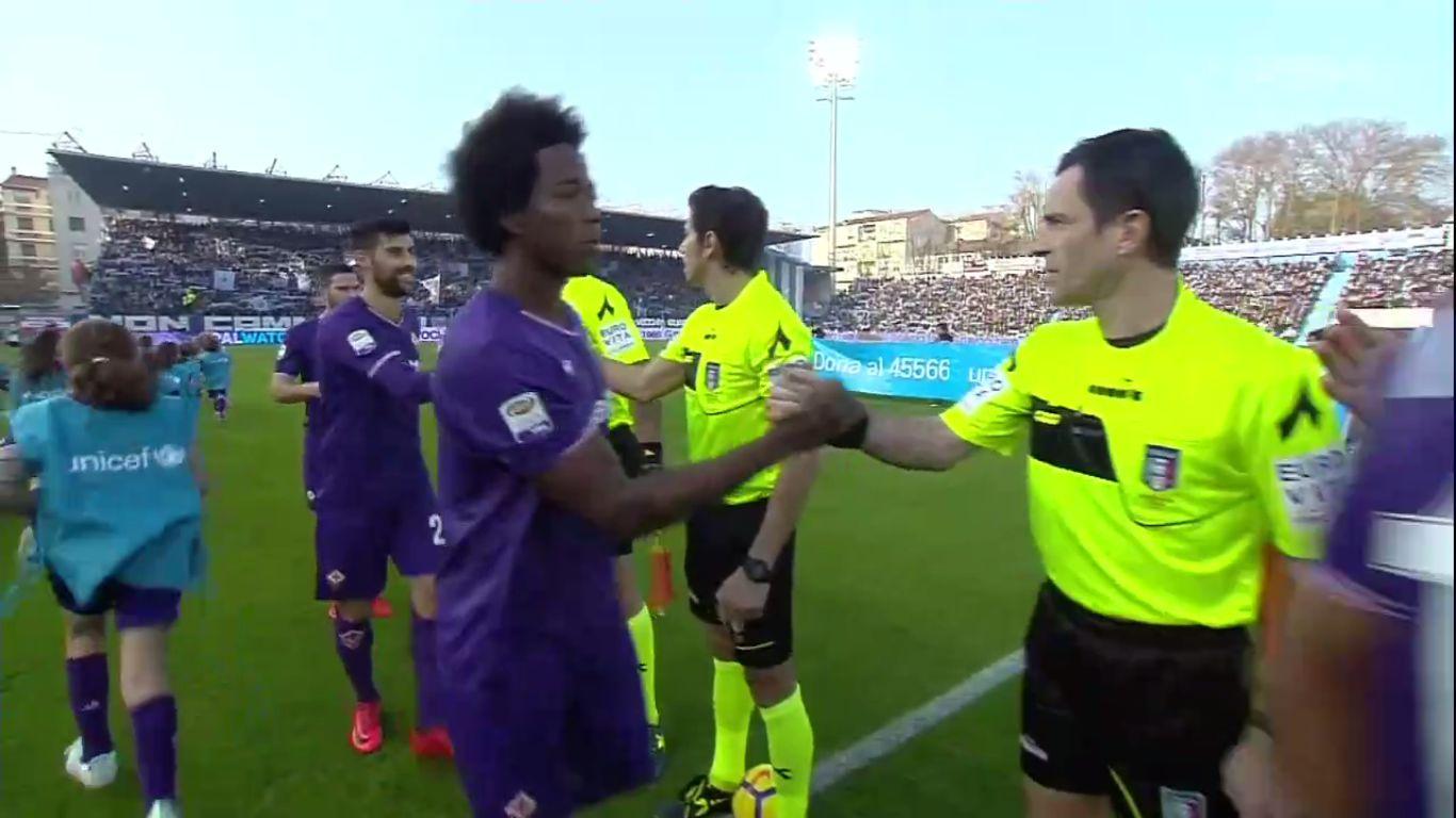 19-11-2017 - SPAL 2013 1-1 Fiorentina
