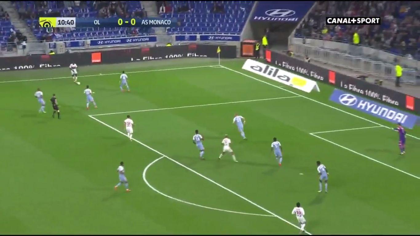 13-10-2017 - Lyon 3-2 Monaco