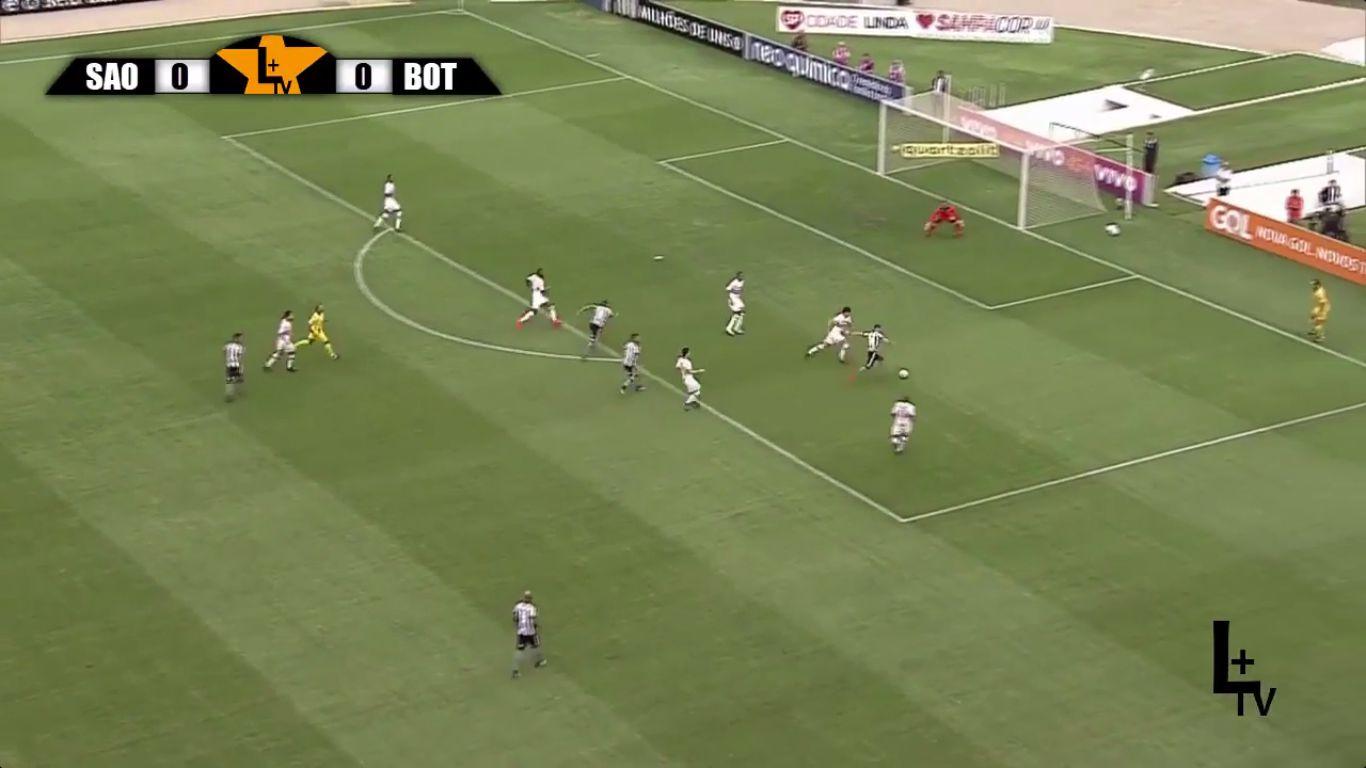 20-11-2017 - Sao Paulo 0-0 Botafogo RJ