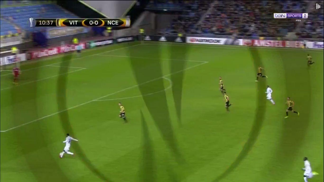 07-12-2017 - Vitesse 1-0 Nice (EUROPA LEAGUE)