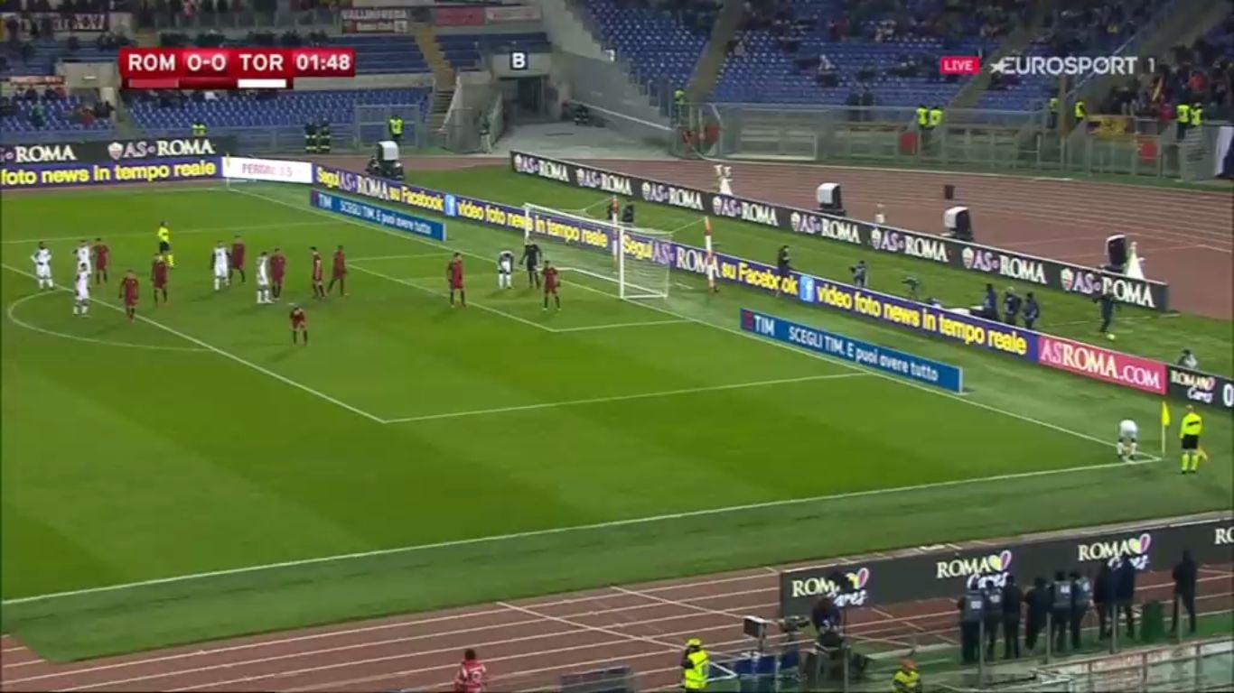 20-12-2017 - Roma 1-2 Torino (COPPA ITALIA)