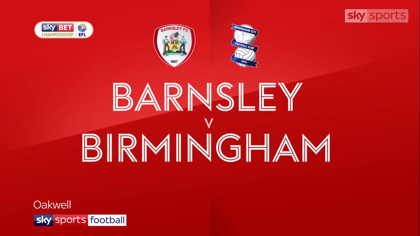 04-11-2017 - Barnsley 2-0 Birmingham City (CHAMPIONSHIP)