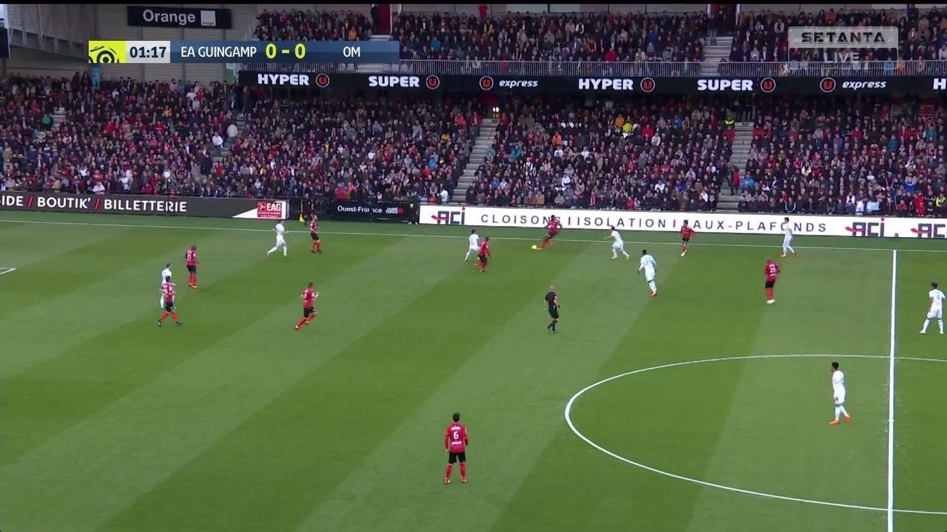11-05-2018 - Guingamp 3-3 Marseille