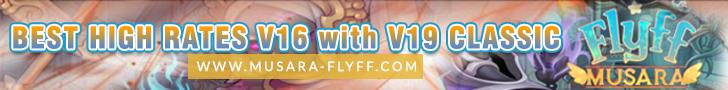 Musara FlyFF  Unique  High Rates  Fun