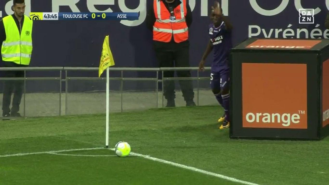 29-10-2017 - Toulouse 0-0 Saint-Etienne
