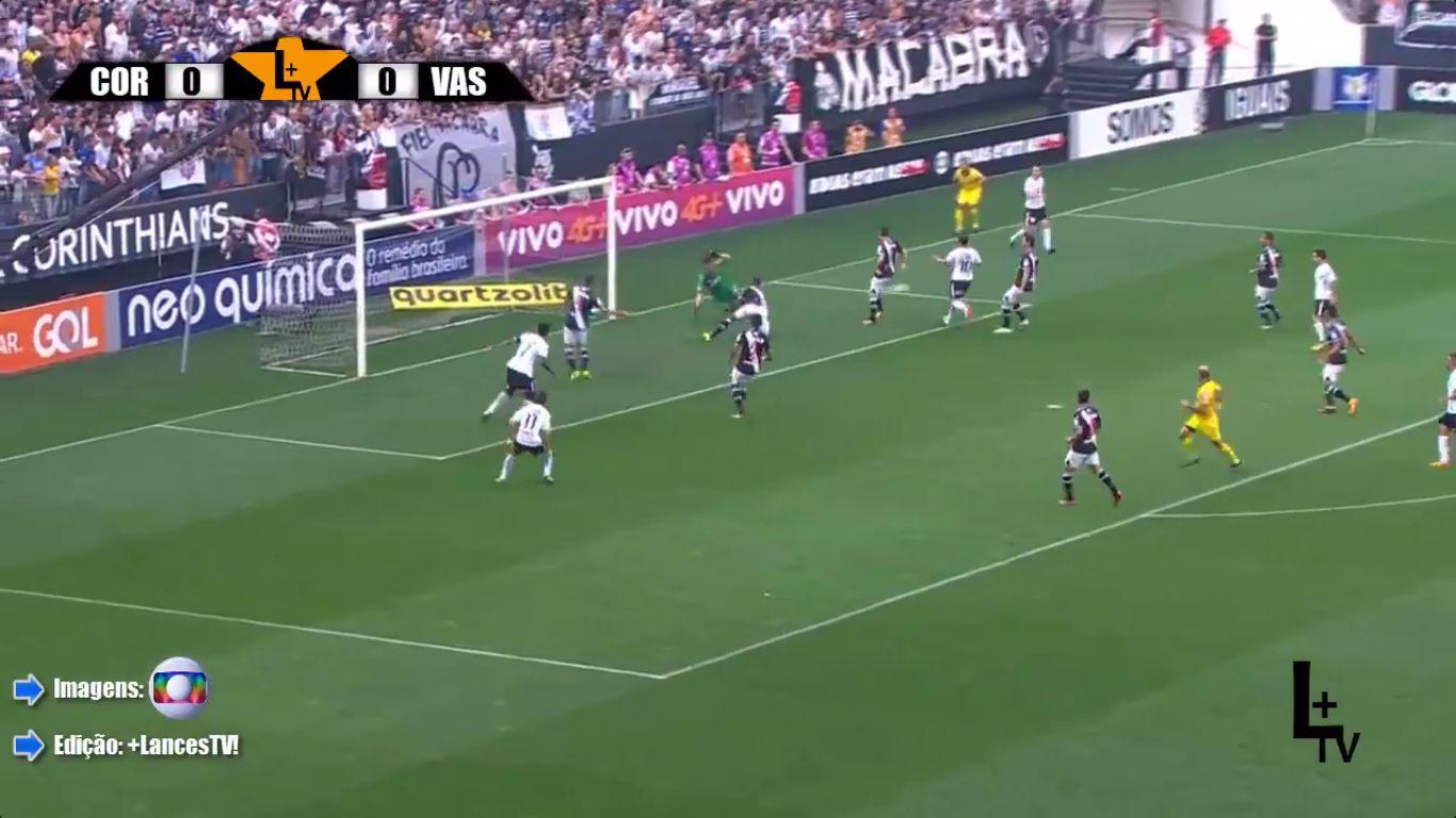 18-09-2017 - Corinthians 1-0 Vasco da Gama