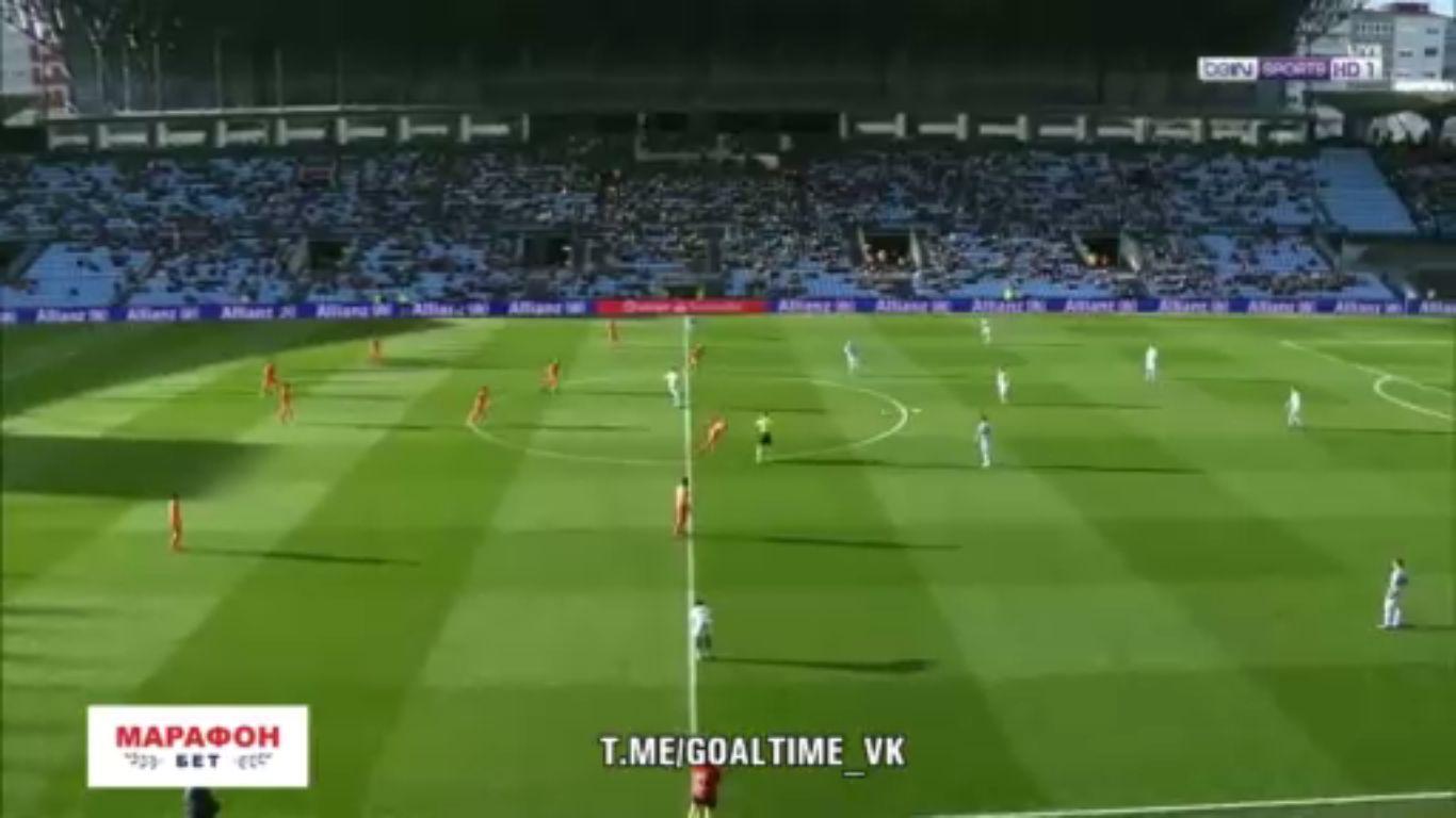 Celta Vigo Malaga Goals And Highlights