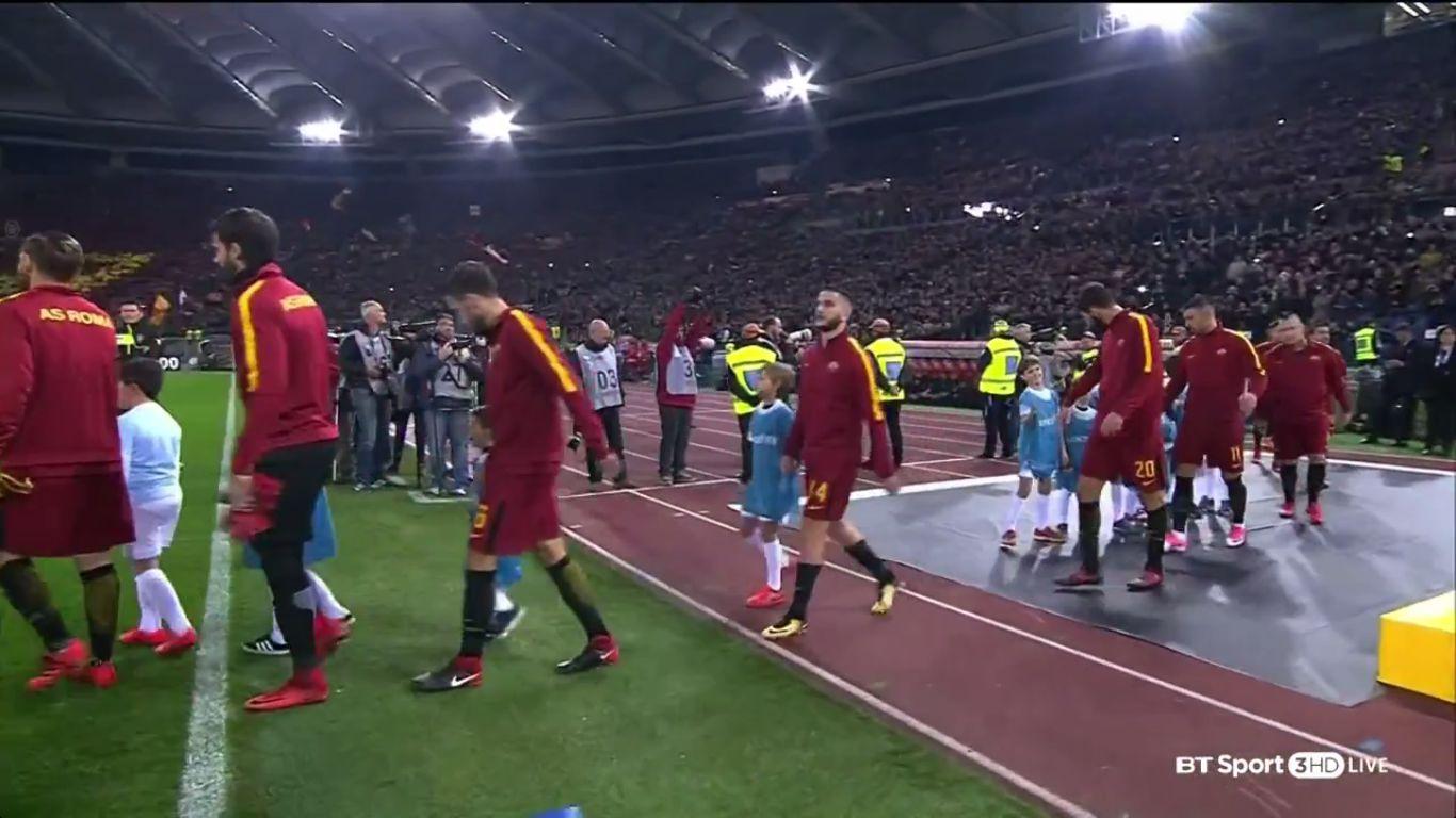 18-11-2017 - Roma 2-1 Lazio